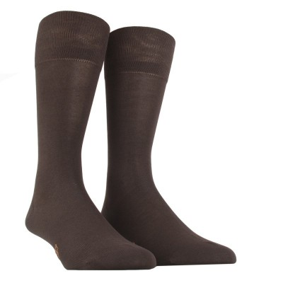 MEN SOCK - COTTOM LISLE - LIGHT