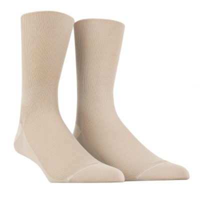 MEN SOCK - COMFORT - COTTON LISLE