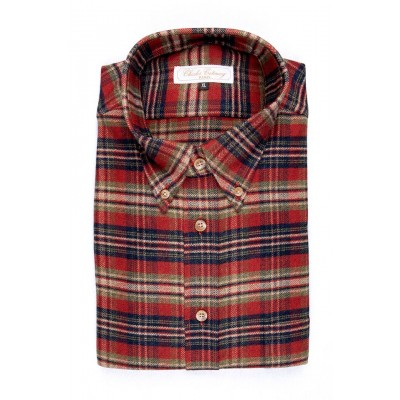 Chemises Ecossaises