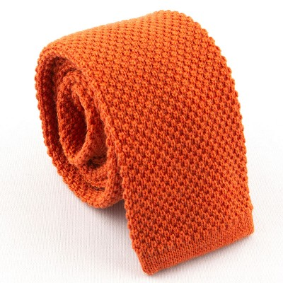 Knit tie cotton BIRCH